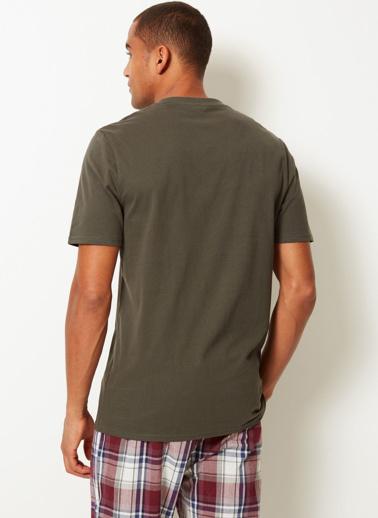 Marks & Spencer Pijama Üst Yeşil